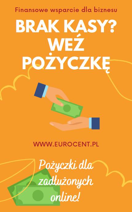 pożyczki dla zadłużonych - eurocent.pl